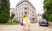 Санаторий Hotel Kralovska Villa - 3