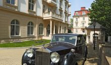 Санаторий Hotel Kralovska Villa - 4