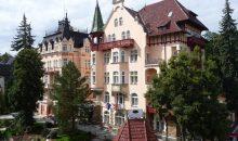 Санаторий Spa Hotel Smetana Vyšehrad