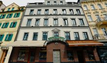 Отель Hotel Krasna Kralovna