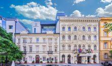 Отель Hotel President Budapest