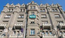 Отель Baross City Hotel