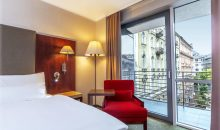 Отель Hotel Nh Budapest City - 25