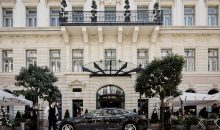 Отель Aria Hotel Budapest By Library Hotel Collection
