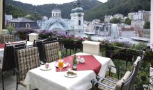 Санаторий Spa Hotel Schlosspark Karlovy Vary - 9