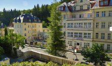 Санаторий Lázeňská Léčebna Mánes Karlovy Vary