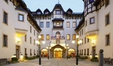 Санаторий Chateau Monty Spa Resort