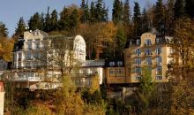 Санаторий Lázeňský Hotel Royal Mariánské Lázně