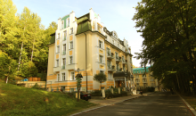 Санаторий Spa Park Hotel Villa Savoy