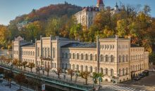 Санаторий Windsor Spa Hotel Karlovy Vary - 2