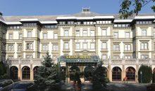 Санаторий Danubius Grand Hotel Margitsziget Superior