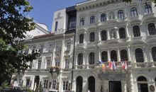 Отель Hotel President Budapest - 2