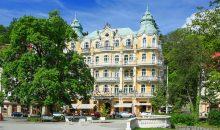 Санаторий Orea Spa Hotel Bohemia Mariánské Lázně