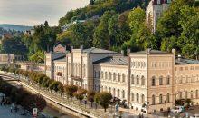 Санаторий Windsor Spa Hotel Karlovy Vary