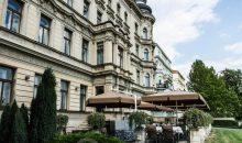 Отель Le Palais Art Hotel Prague