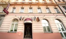 Отель Hotel Residence Select Prague