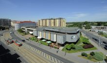 Отель Congress & Wellness Hotel Olšanka Superior