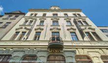 Отель Unic Prague