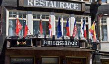 Отель Ambassador Zlata Husa - 2