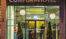 Отель Comfort Hotel Lt - 2