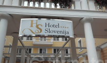 Санаторий Hotel Slovenija - 4