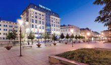 Отель Novotel Vilnius Centre