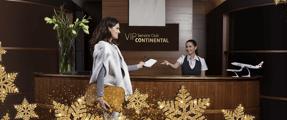 VIP Service Club CONTINENTAL (Терминал 1,2)