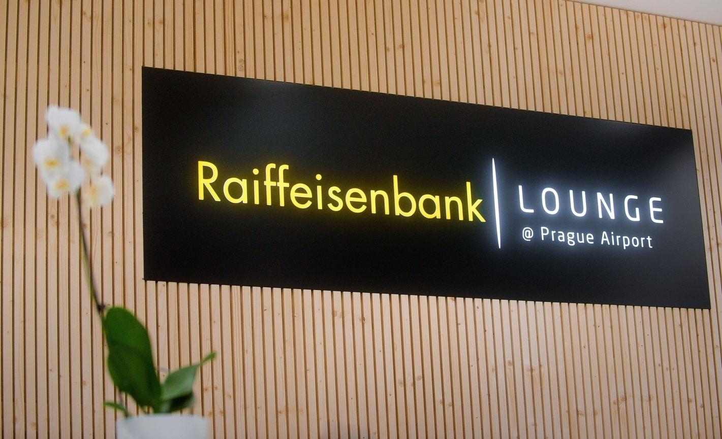 Raiffeisenbank Lounge (Терминал 1,2)