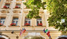 Отель Adria Hotel Prague