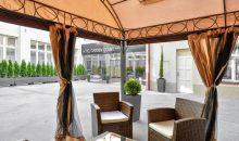 Отель Hotel Garden Court - 10