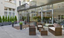Отель Hotel Garden Court
